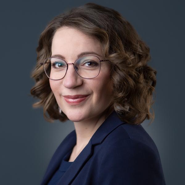Porträt Mitarbeiterin Steffi Ostertag